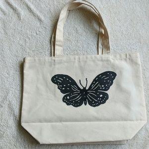 Butterfly Tote Bag Hugo Guineas at John Derian